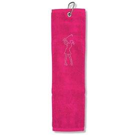 Surprizeshop Handdoek Roze