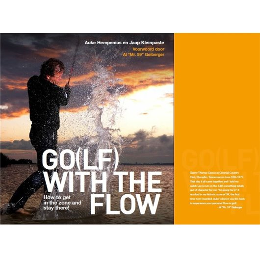 Golf with the Flow