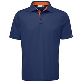 KJUS Silas Polo S/S Atlanta Blue