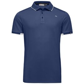 KJUS Stan Polo S/S Atlanta Blue