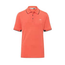 KJUS Stan Polo S/S Intensive Peach