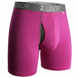 2UNDR Swing Shift Boxershort Roze
