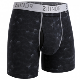 2UNDR Swing Shift Boxershort Hexadot