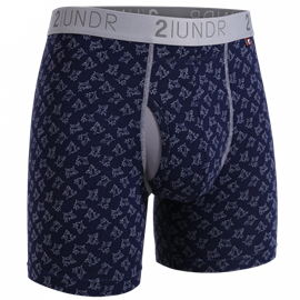 2UNDR Swing Shift Boxershort Sharks