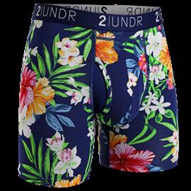 2UNDR Swing Shift Boxershort Tahiti