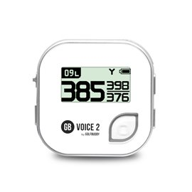 GolfBuddy GB Voice 2 Zilver