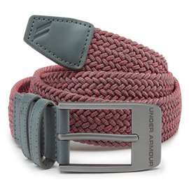 Under Armour Riem Braided 2.0 Donkerblauw