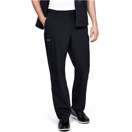 Under Armour Golf Regenbroek Zwart