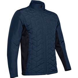 Under Armour ColdGear Reactor Golf Hybrid Navy