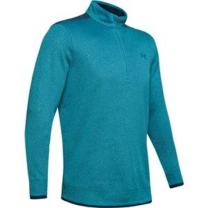 Under Armour SweaterFleece Blauw