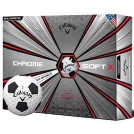 Callaway Chrome Soft X Truvis Zwart