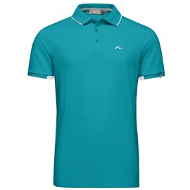 KJUS Stan Polo S/S Surfers Blue