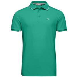 KJUS Stan Polo S/S Tropical Sea