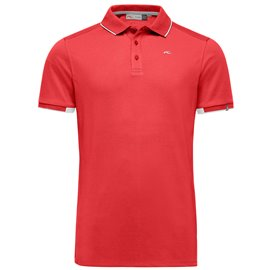 KJUS Stan Polo S/S Rood
