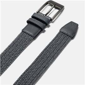 Under Armour Riem Braided 2.0 Grijs