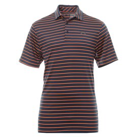 Under Armour Playoff Polo 2.0 Navy/Oranje