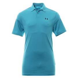 Under Armour Performance Polo 2.0 2019 Lichtblauw