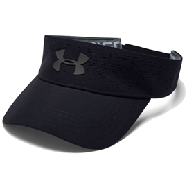 Under Armour Elevated Visor Zwart
