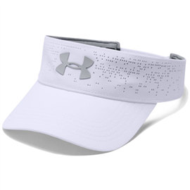 Under Armour Elevated Visor Wit