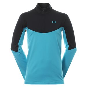 Under Armour Storm Midlayer Zwart/Blauw