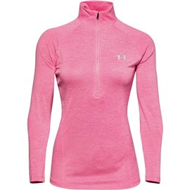 Under Armour Tech 1/2 Zip Roze