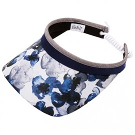 Glove it Visor Indigo Poppy