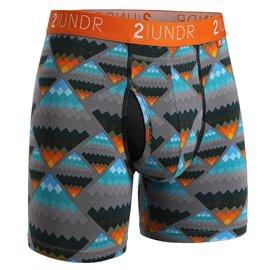 2UNDR Swing Shift Boxershort Aztec