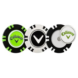 Callaway Pokerchips Ball Marker