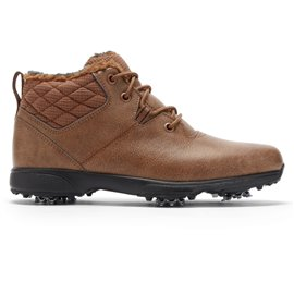 FootJoy W Winter Golflaars Bruin