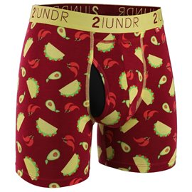2UNDR Swing Shift Boxershort Tacos