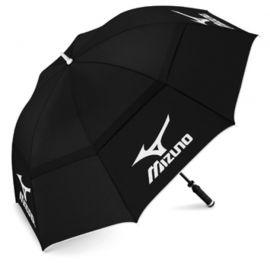 Mizuno Twin Canopy Paraplu Zwart