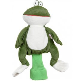 Daphne's Driver Headcover Frog