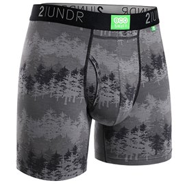 2UNDR Eco Shift Boxershort Forest