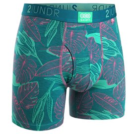 2UNDR Eco Shift Boxershort Jungle