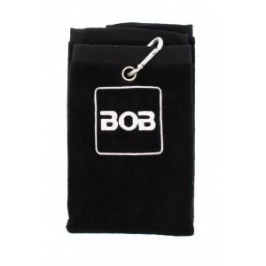BOB Golfhanddoekje Zwart