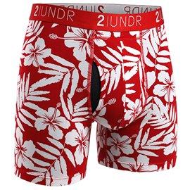 2UNDR Swing Shift Boxershort Aloha