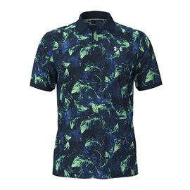 Under Armour Iso-Chill BOF Polo Navy