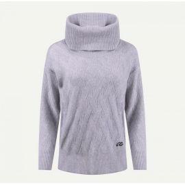 Kjus Women Merino Sweater Grey