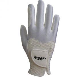 FIT39EX Golfhandschoen Wit/Wit Rechts
