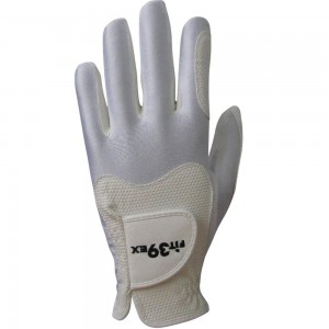 FIT39EX Golfhandschoen Wit/Wit