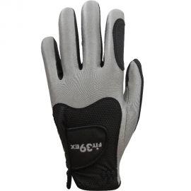 FIT39EX Golfhandschoen Zwart/Zilver