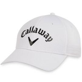 Callaway Cap Adjustable Wit/Zwart