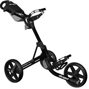 Clicgear Trolley 3.5 Zwart