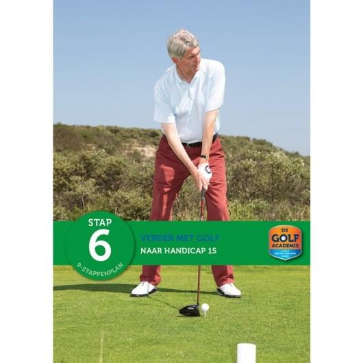 Stap 6 - Naar handicap 15