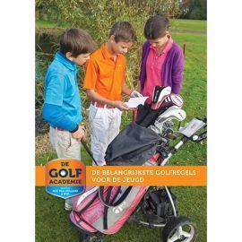 De belangrijkste golfregels voor de jeugd (NGF)