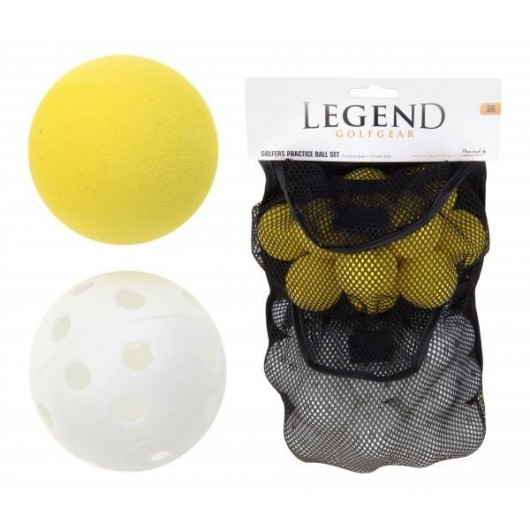Legend Golfers Practice Ball Set