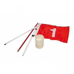 Legend Flag Stick And Cup