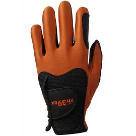 FIT39EX Zwart/Oranje Links