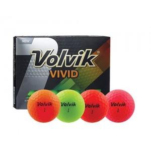 Volvik Vivid (4 kleuren)