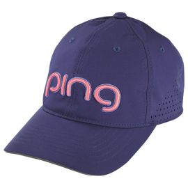 Ping Tour Performance Dames Pet Blauw